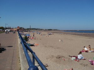 Fantastic beaches and views.